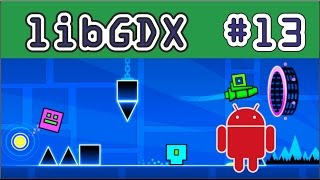 LIBGDX para Android - Tutorial 13 - Scene 2D - How to make games Android