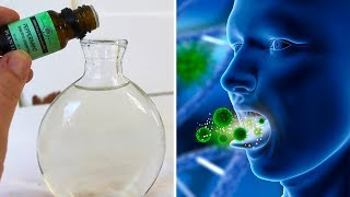 How to Make Homemade Mouthwash That Kills Bacteria Naturally