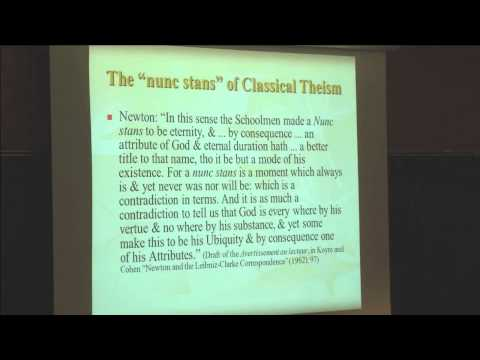 Classical Theism in Newton's General Scholium