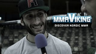 Guram Kutateladze IRFA 9 Post Fight Interview After Win