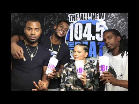 YBE G4 iHeart 104 5 the beat radio interview