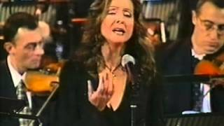 "Vicky Leandros-George Voukanos""Daskalomana"" live from Herod Aticcus Athens 2003"
