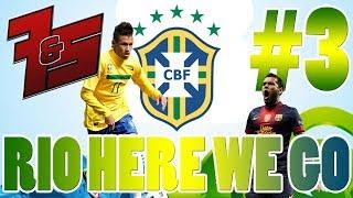 CDM 2014 l RIO HERE WE GO #3 LE BRESIL A LA COUPE DU MONDE Thumbnail