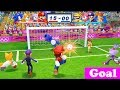 Mario & Sonic At The London 2012 Olympic Games Football  Mario, Blaze, Tails, Sonic (Request)