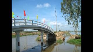 Cau Moc Hoa - Long An