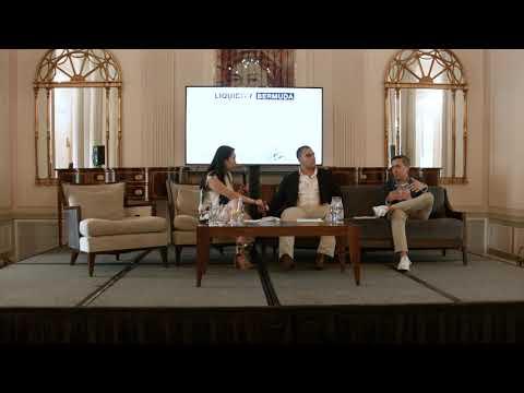 Bermuda Innovation Sprint: Digital Asset Securities Panel