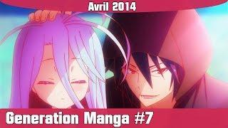 Generation Manga #7 : Avril 2014