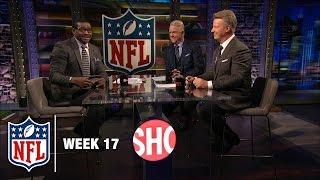 Week 17 Game Picks | Inside the NFL