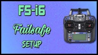 FlySky ФС-і6 - безвідмовний установки