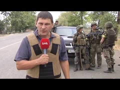 New Frontline of the Ukrainian Conflict: Ukraine Today special report from Mariupol