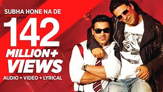 Subha Hone Na De (Full Video Song) | Desi Boyz (2011)
