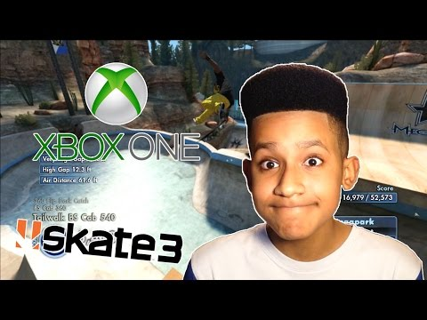 PLAYING MORE SPOT BATTLE IN SKATE 3!