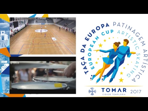 4º Day of European Cup Artistic Skating Tomar | 03-11-2017