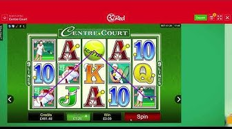 Centre Court Online Slot Review