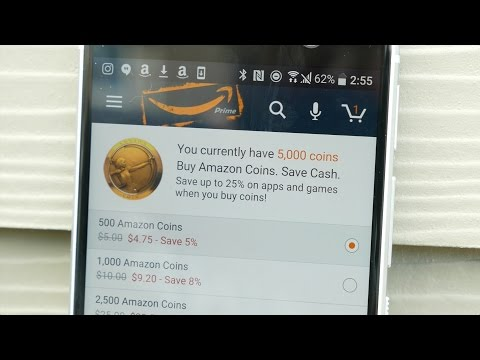 What Are Amazon Coins?
