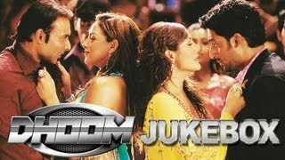 Dhoom Full Songs Audio Jukebox | Pritam | John Abraham | Abhishek Bachchan | Uday | Esha | Rimi