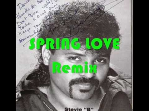 Stevie B - Spring Love (Remix).wmv (HQ)