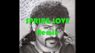 Stevie B - Spring Love (Remix).wmv (HQ)