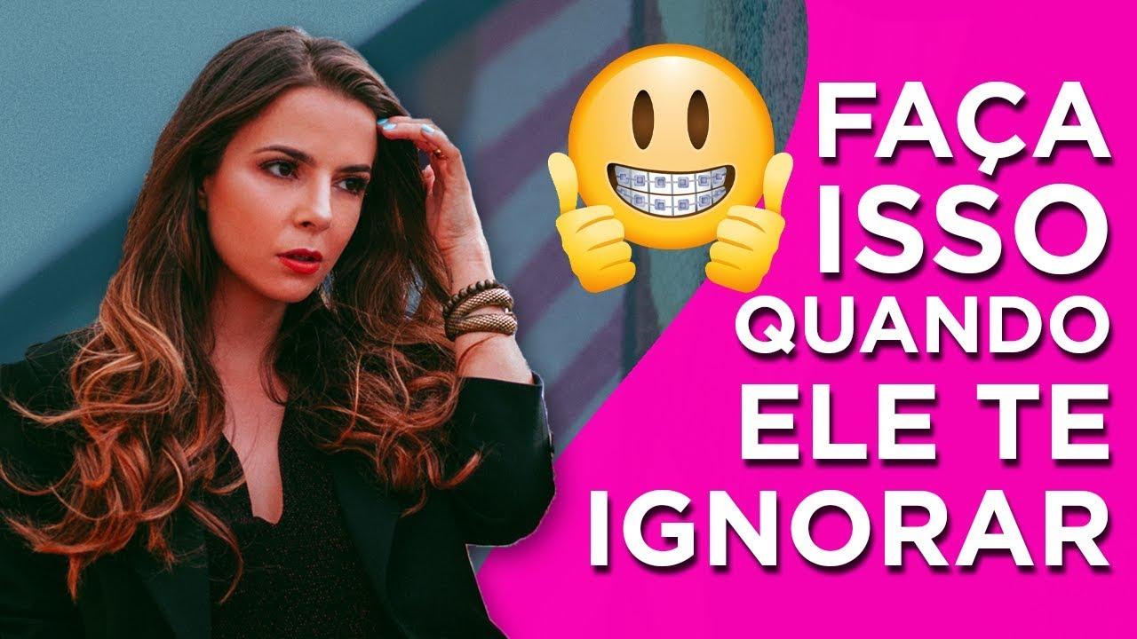 Download FAÇA ISSO QUANDO ELE TE IGNORAR | Coach de Relacionamentos | Luiza Vono