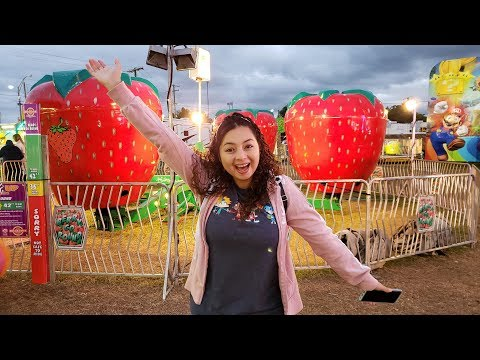 Live At The Florida Strawberry Festival!