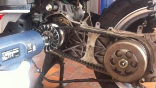 Roller Variomatik Gewichte wechseln/austauschen - [HD]