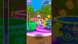Game dog run funny