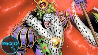 Top 10 Alternate Versions of The Joker