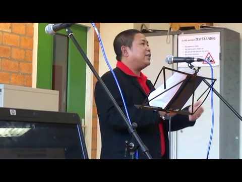 sweet december 2012 sermon by Shwe Kyeo