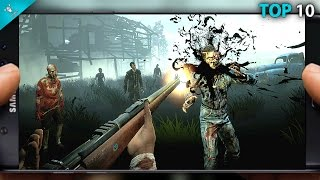 Top 10 Juegos Android de Zombies | Yes Droid