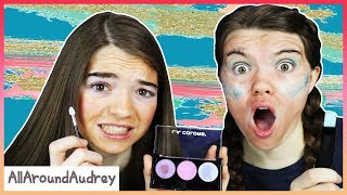 Mixed Up Instructions Challenge - Makeup /AllAroundAudrey