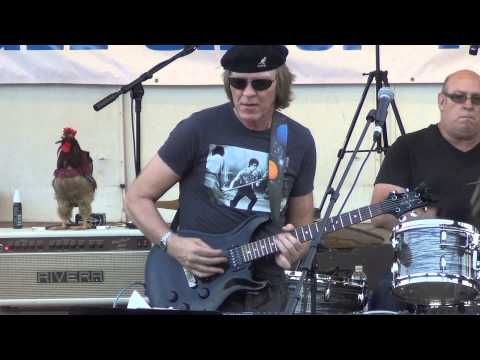 """Streets of Dreams"" - Planet Pluto featuring Craig Erickson, 8/14/2014"