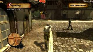 The Saboteur HD gameplay
