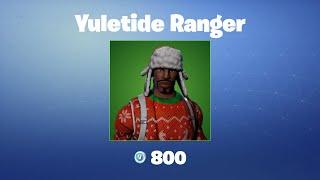 Yuletide Ranger | Fortnite Outfit/Skin