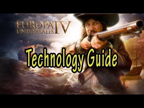 Europa Universalis IV Technology Guide |