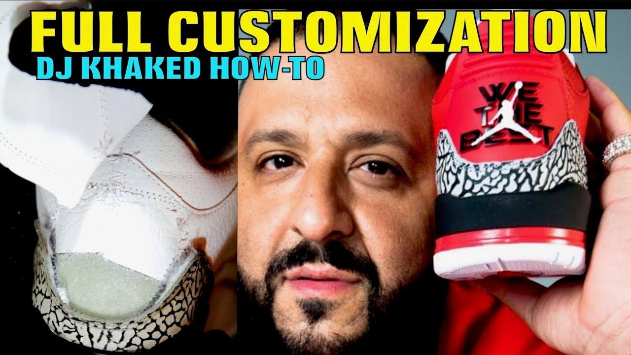 5e34dba8911f WE THE BEST III FULL CUSTOMIZATION (DJ KHALED HOW-TO) - YouTube