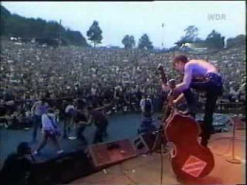 Stray Cats - Rock This Town (Live Rockpalast, WDR Tv)
