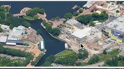 Walt Disney World Construction Update
