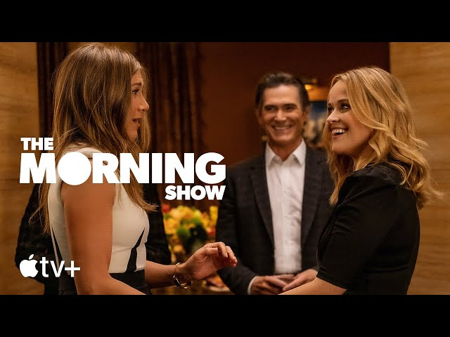 The Morning Show — Season 2 Official Teaser | Apple TV+