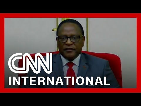 President of Malawi: We are not a 'dumping ground' for expired vaccines