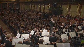 Вена отметила юбилей новогодних филармонических концертов - musica(Ежегодно первого января поклонники музыки собираются в Венской филармонии