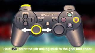 "FIFA 12 ""The Power-Curve Freekick"" Tutorial (XBOX/PS3)"