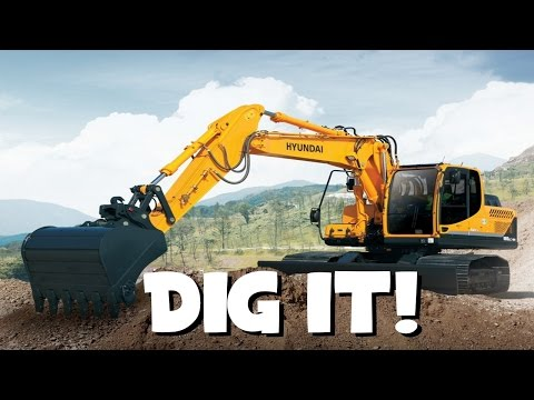 Feenix Plays: DIG IT! A Digger Simulator!