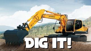 Feenix Plays: DIG IT! A Digger Simulator!