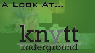 Knytt Underground PC Gameplay, Opinion and First Impressions Review 1080P