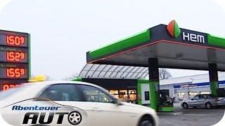 Der große Tankstellen-Check - Abenteuer Auto