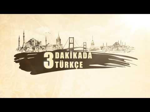 3 Dakikada Türkçe-Rusça Tanışma Selamlaşma