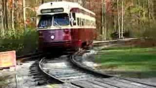 TTC PCC Streetcar #4600 at HCRR
