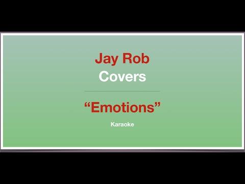Carly Rae Jepsen - Emotions - Karaoke