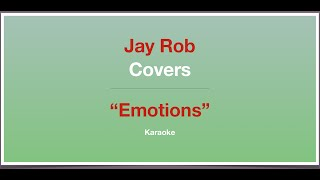 Carly Rae Jepsen - Emotions - Karaoke