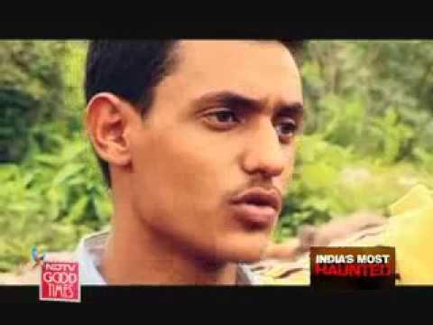 Rocky Mayur in the haunted city of Bhangarh